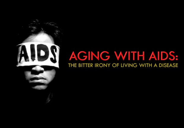 Aging with AIDS