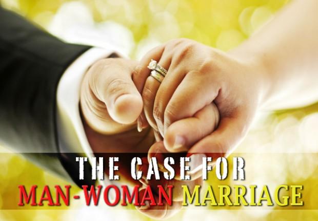 Man - Woman Marriage