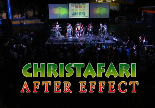 Christafari After Effect