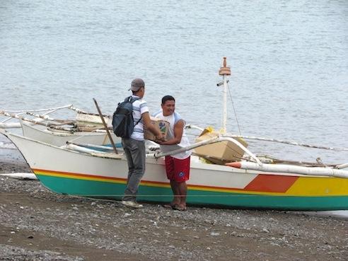 Leaving for Malalison Island. (Photo Credit: Elero Soberano of Discover Panay Island)