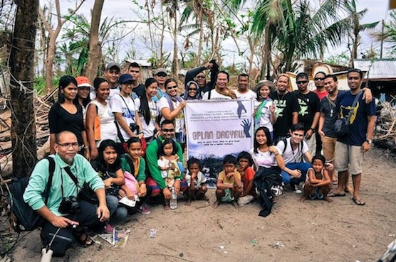 Oplan Dagyaw is the group I joined to help give relief efforts to around 135 families in Malalison island. (Photo Credit: Elero Soberano of Discover Panay Island)