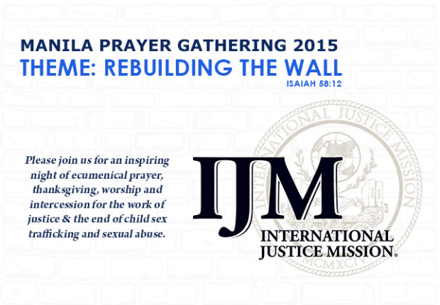 IJM-prayer