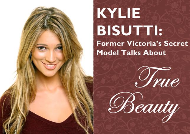 Kylie Bisutti talks about True Beauty