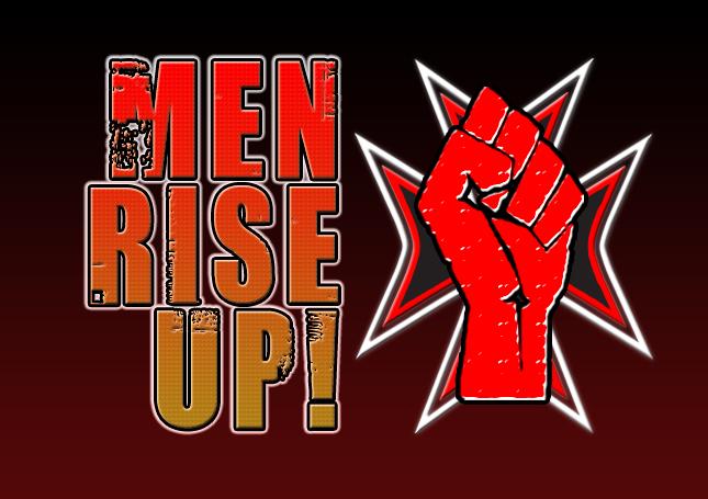 Dave Lamar: Men Rise Up!