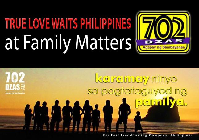 True Love Waits at 702 DZAS: Family Matters