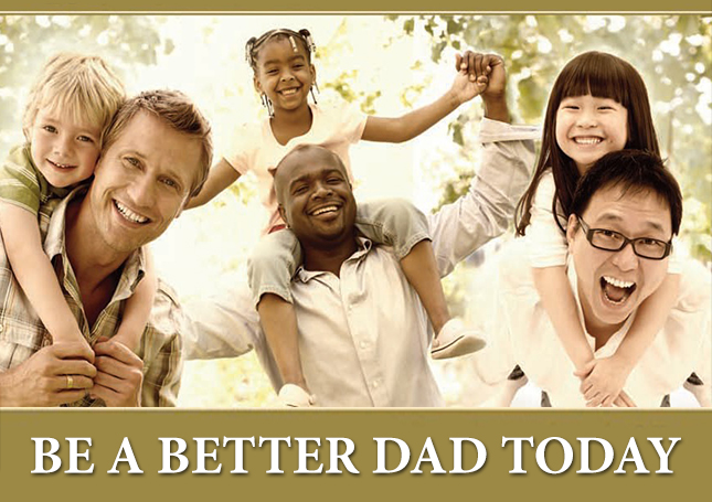 Fatherhood Workshop: Be A Better Dad Today