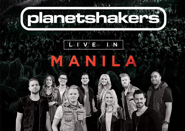 PLANETSHAKERS Live in Manila