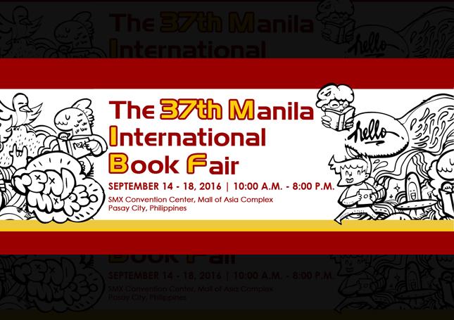 37th Manila International Book Fair