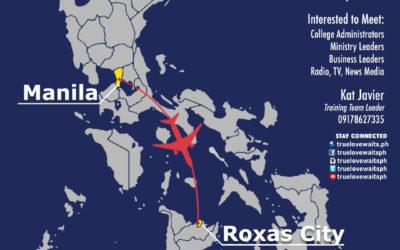 Love Revolution in Roxas City