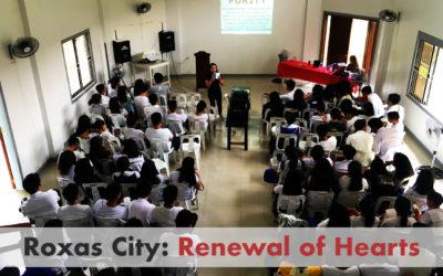 Roxas City: Renewal of Hearts