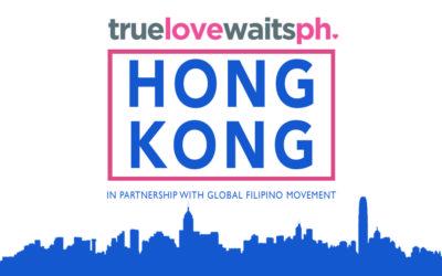 True Love Waits PH in Hong Kong