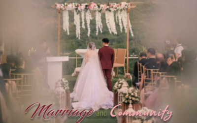 Marriage and Community